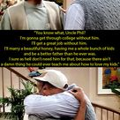 The Fresh Prince of Bel Air: When Will opens up to Uncle Phil about his estranged father.