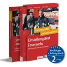 Einstellungstest Feuerwehr: Prüfungspaket mit Testsimulation, 2 Bände. Andreas Mohr, Marcus Mery, Kurt Guth Kartoniert (TB) - Buch