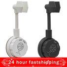 RecabLeght Suction Cup Shower Holder Black Adjustable Shower Head Holder Universal Bathroom Showerhead Bracket Nozzle Base Stand