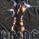 AC/DC 2004 Tour T Shirt   size L