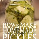 How To Make Homemade