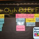 Spanish Worksheets