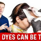 What To Do Before Coloring Your Hair   Dr.Berg