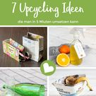 Einfach Upcycling