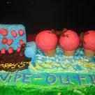 Wipeout Birthday