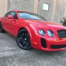 7K Mile 2010 Bentley Continental Supersports