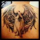 Fallen Angel Tattoo