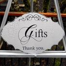 Gift Table Signs