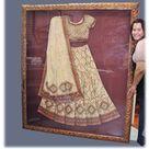 Framed Wedding Dresses