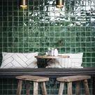 Azulejos Verde Cobre - Spanische Wand Fliesen | Designfliesen