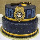 Police Cakes
