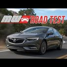 2018 Buick Regal Sportback and TourX   Road Test