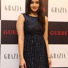 Alia Bhatt Cute In Black Dress