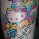 Cupcake Tattoo Designs