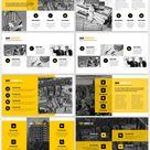 Buldozer Construction Powerpoint Presentation