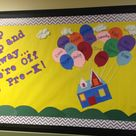 August Bulletin Boards