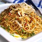 Recept : Spaghetti aglio, olio e peperoncino II.   ReceptyOnLine.cz - kuchařka, recepty a inspirace