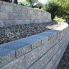 Allan Block Retaining Wall - How to Build   Cape Cod MA RI NH CT