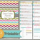 Homeschool Planner {Printable} Set - Sized Large 8.5
