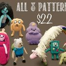 Adventure Time Crochet
