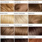 Shades Of Blonde