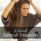 Natural Dandruff Treatments