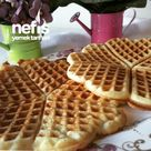 Waffle ( Süper Tarif) - Nefis Yemek Tarifleri