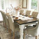 Large Farmhouse Table Custom Farm Table with Turned Legs | Etsy