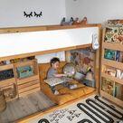 Alle Eltern soltlen diesen Hack fürs Ikea Kinderbett Kura kennen!