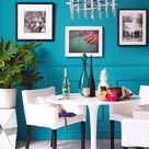 Turquoise Wall Colors