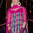 Pakistani Young Girl in beautiful Salwar kameez