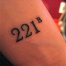 Sherlock Tattoo