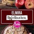 ELMIRA APFELKUCHEN / SALLYS WELT