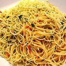 Spaghetti aglio, olio e peperoncino von marcus_hosch   Chefkoch
