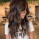 39 Sweetest Caramel Highlights on Light & Dark Brown Hair