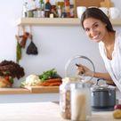 Odeurs de la cuisine : 7 astuces de grand-mère | Recette et remède de grand mère