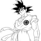 50+ Dragon Ball Z Coloring Pages