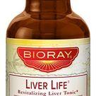 BIORAY Liver Life Organic Liver Tonic 2 oz