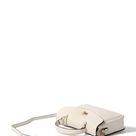 Cassidy Bag in smooth leather, White