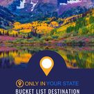 Colorado's Maroon Bells Is Perfect For Hikers And Photographers