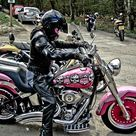 Women Riding Motorcycles