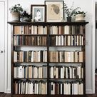 Any lit lover will be horrified by this new bookshelf trend