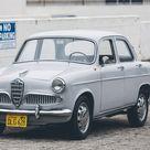 Afshin Behnia of Petrolicious on His 1956 Alfa Romeo Giulietta Berlina Restoration