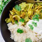 Curry-Wirsing aus dem Ofen - schnell und lecker - Kuechenchaotin