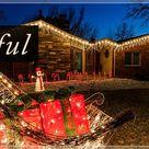 Outdoor Christmas Decorations - Christmas Lights, Etc