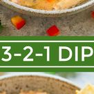 3-2-1 Dip {Instant Pot, Stovetop, or Slow Cooker} - Averie Cooks