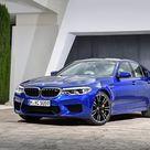BMW M5 (F90) (2018). И вот он возвращается............!