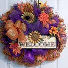 Deco Wreaths