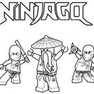 ninjago-kleurplaten-5 - TopKleurplaat.nl