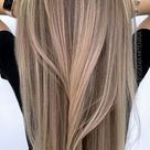 These Are The Best Hair Colour Trends in 2021 : Balayage mushroom blonde beauty